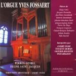 CD enregistré sur l'orgue Fossaert de Perros-Guirec