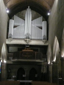 PLESTIN-St-Efflam-Façade de l'orgue