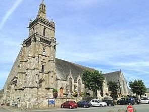 Eglise de Plouaret - son clocher