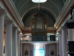 Orgue de l'église de Pontrieux