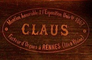 PONTRIEUX_cartouche Claus