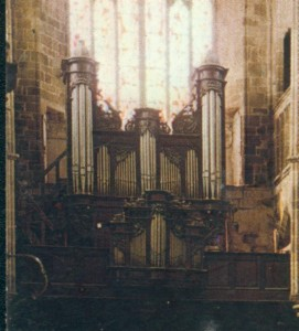 orgue Tréguier_carte postale ancienne 2