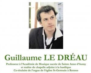 Guillaume Le Dréau