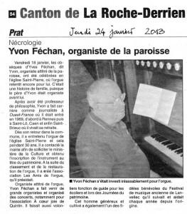Yvon féchant_Le Trégor 24 01 13