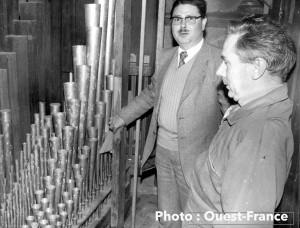 J.Renaud & P.Lorand (AOL) vers 1978 (Brélévenez)