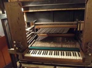 Balanciers de l'octave aigu
