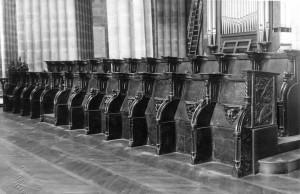Orgue de chœur de la cathédrale