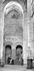 Harmonium de la cathédrale de Tréguier