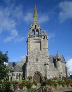 Eglise paroissiale de Ploumilliau