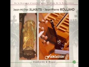 Alhaits-Rolland CD