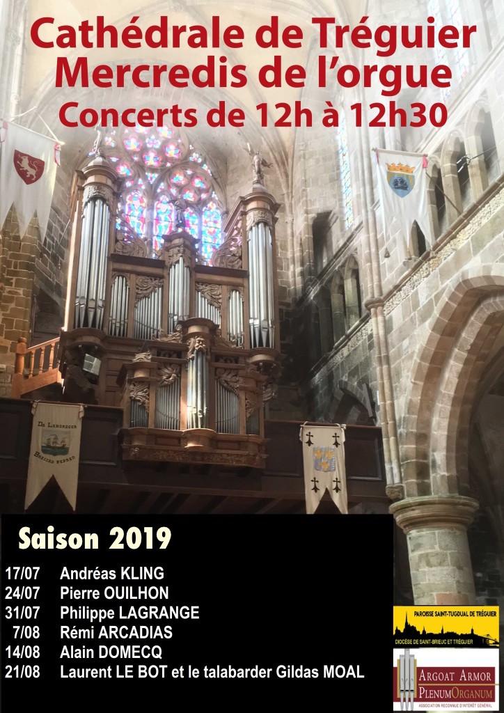 Tréguier orgue marché 2019 - copie