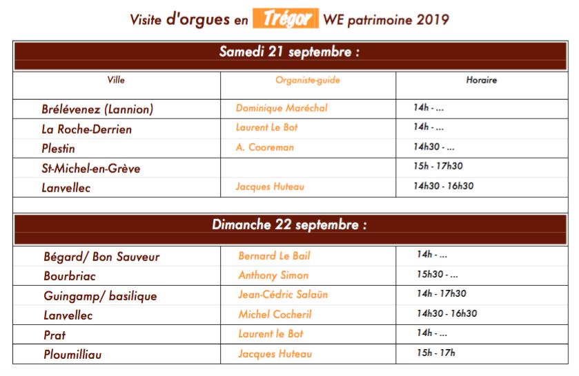 visites orgues patrimoine we 2019#